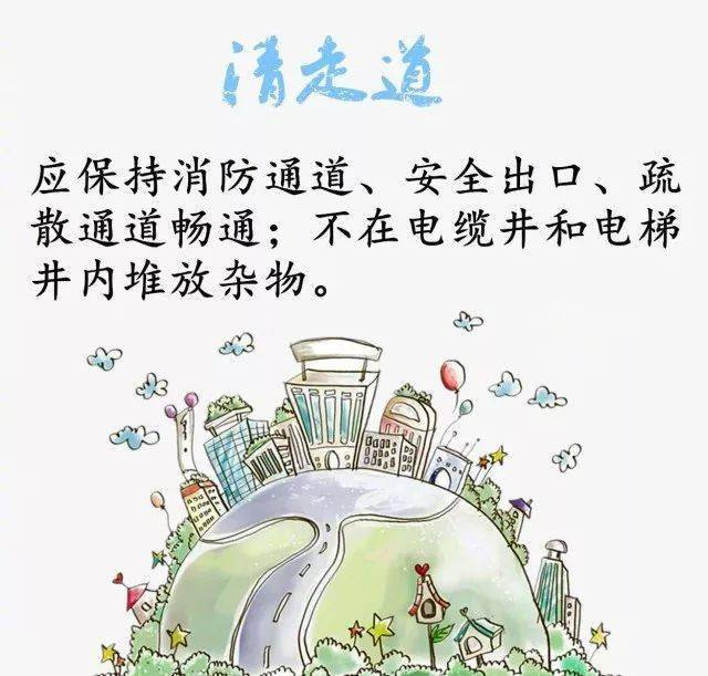 """【提示】家庭防火""""三清三关""""要牢记"""