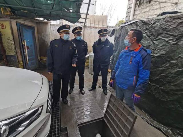 这个镇62家洗车场业务被叫停