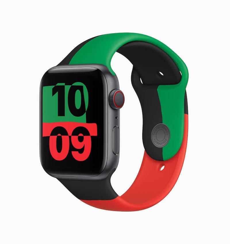 苹果推送 Apple Watch 更新,加入新表盘与步行时间
