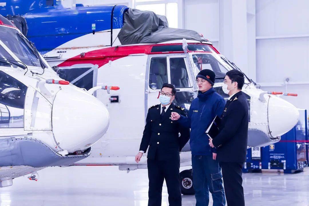 """(视频)江苏首家""""直升机5S店""""落户苏州高新区综保区"""