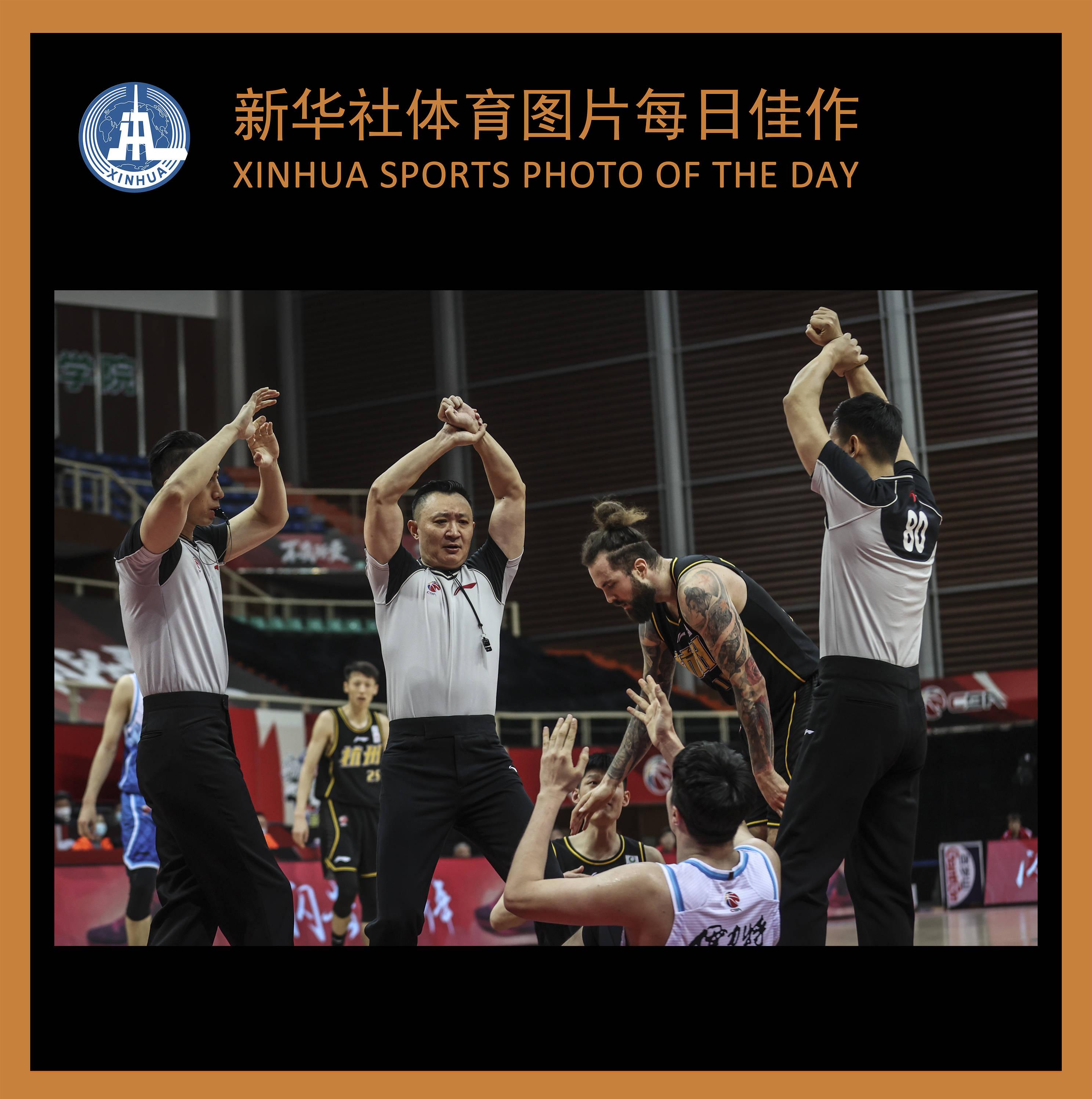新华通讯社体育图片每天优秀作品