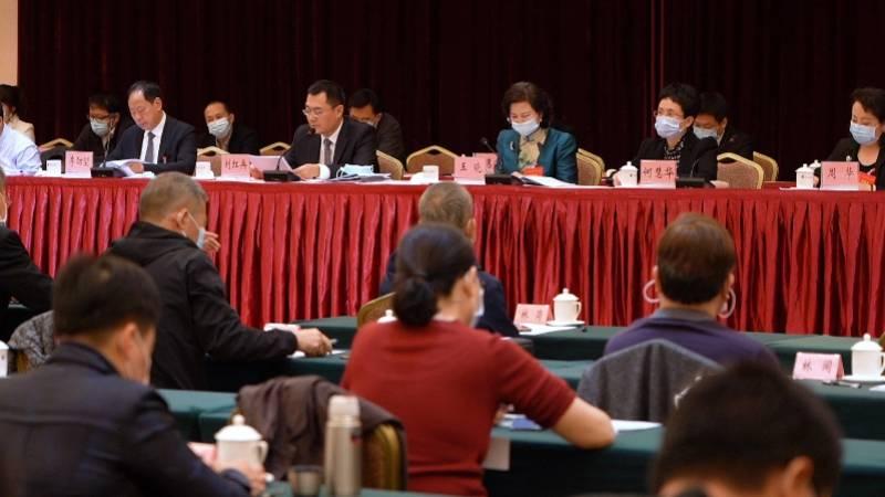 省中国文联党委书记李晓:请岳母饮茶好,请去听戏更强!