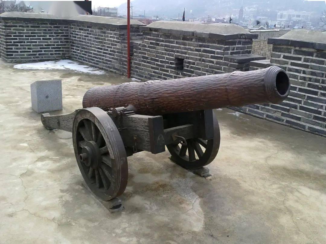 朱元璋的红衣大炮 明朝大炮