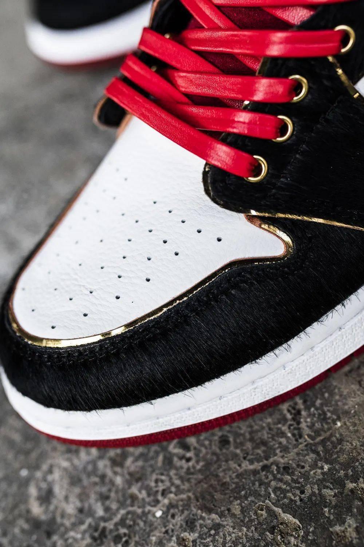 这些「超好玩新鞋」只有过年才能见!AJ1 钩子里灌水!还有超限量盲盒! 爸爸 第7张