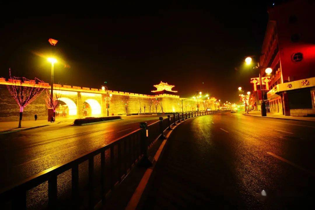中国年在忻州:忻州古城真红火  第46张