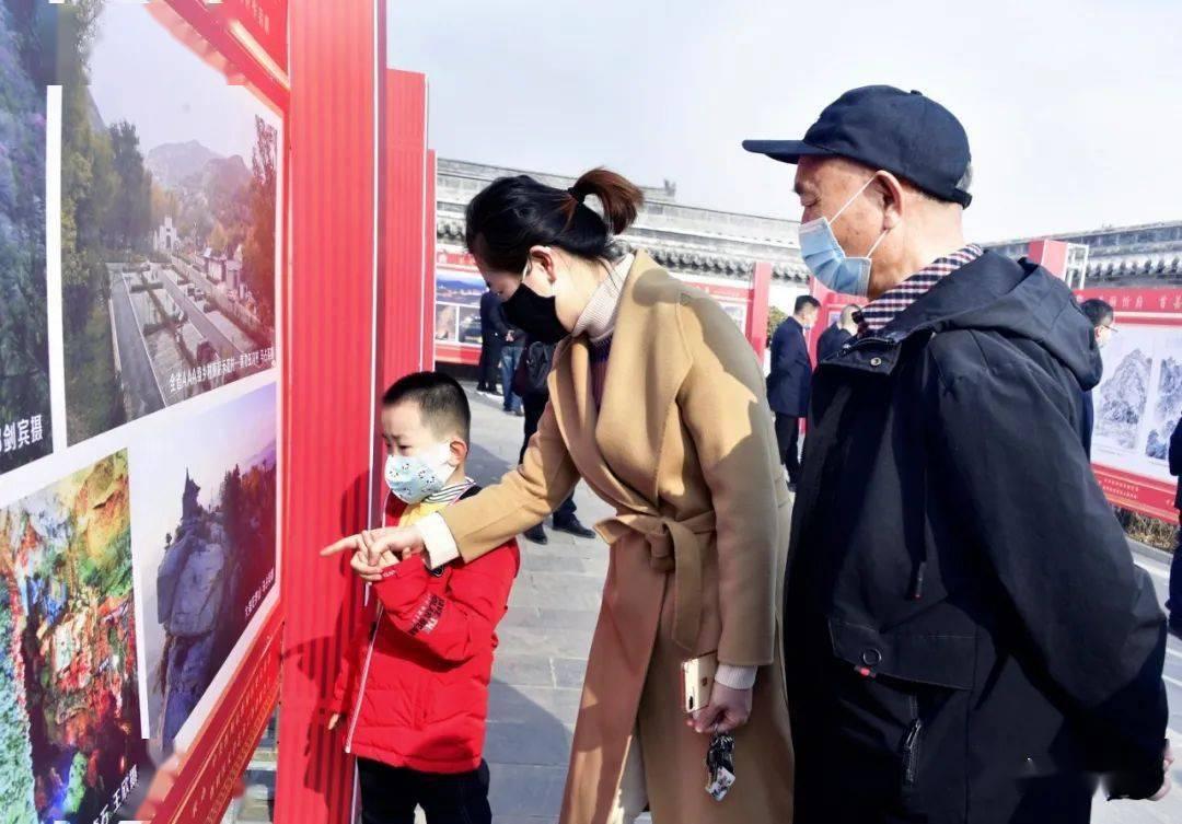 中国年在忻州:忻州古城真红火  第20张