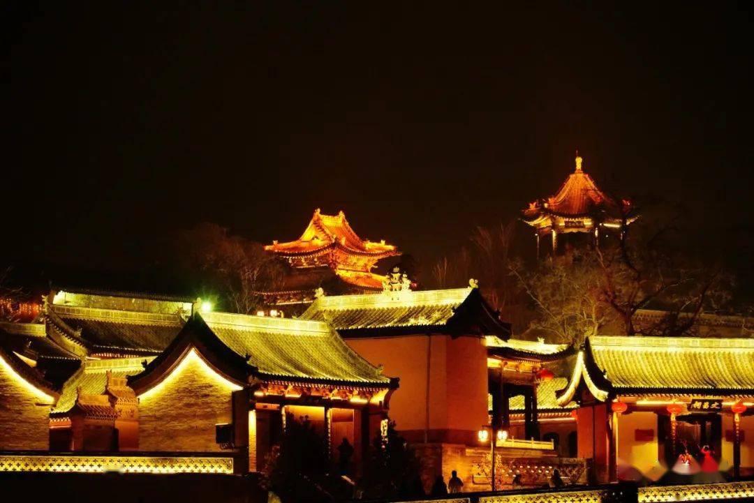 中国年在忻州:忻州古城真红火  第45张