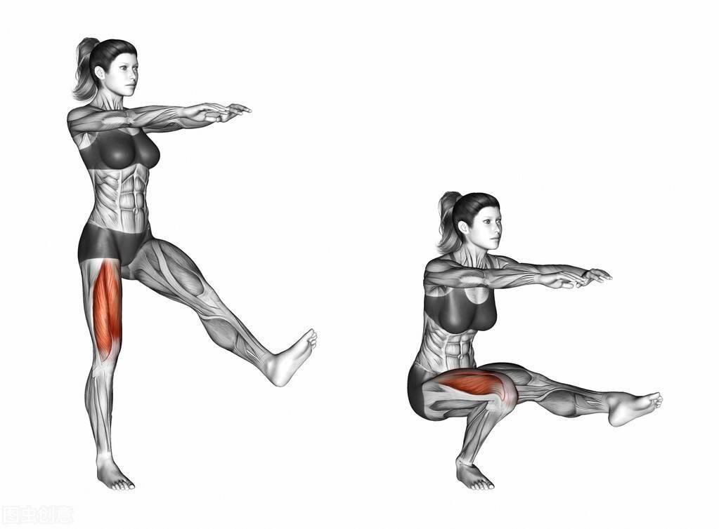 拉菲8总代:健身从这些动作开始练腿,有效促睾,帮你强壮下肢