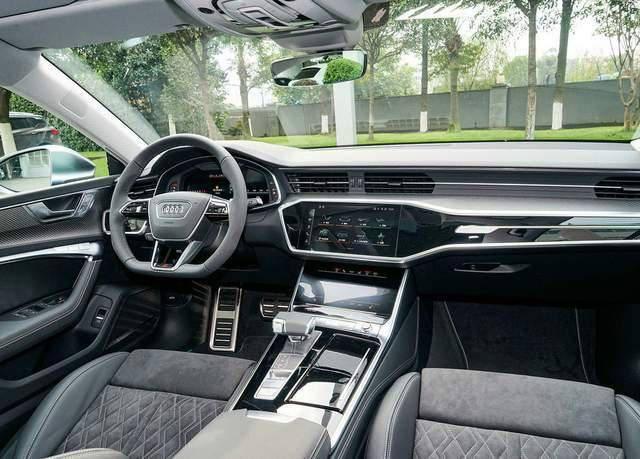 真正的实力偶像派!全新奥迪S7实车,搭保时捷同款2.9T动力
