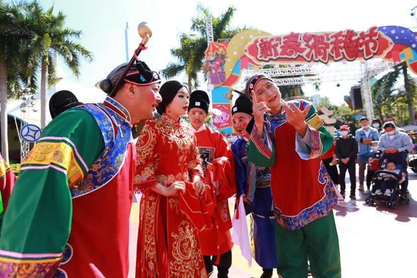 牛年春节 深圳景区迎来开门红