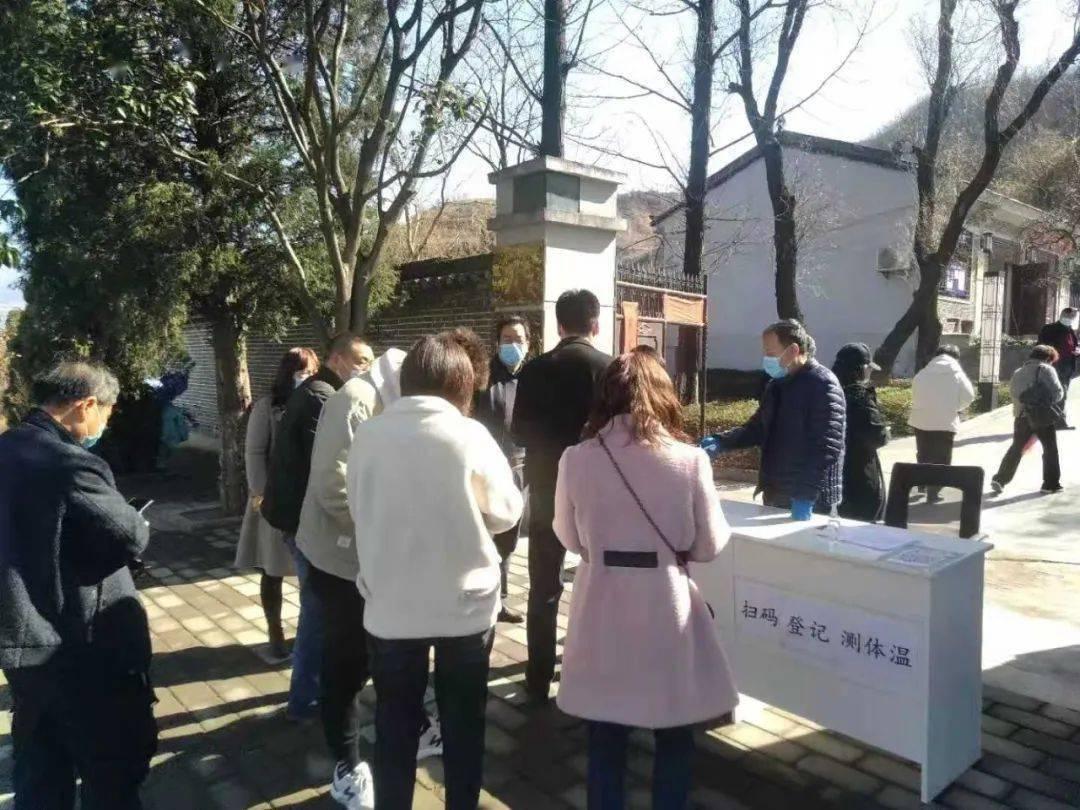 春节假期,蓝田县接待游客 56.5万人次  旅游综合收入1.356亿