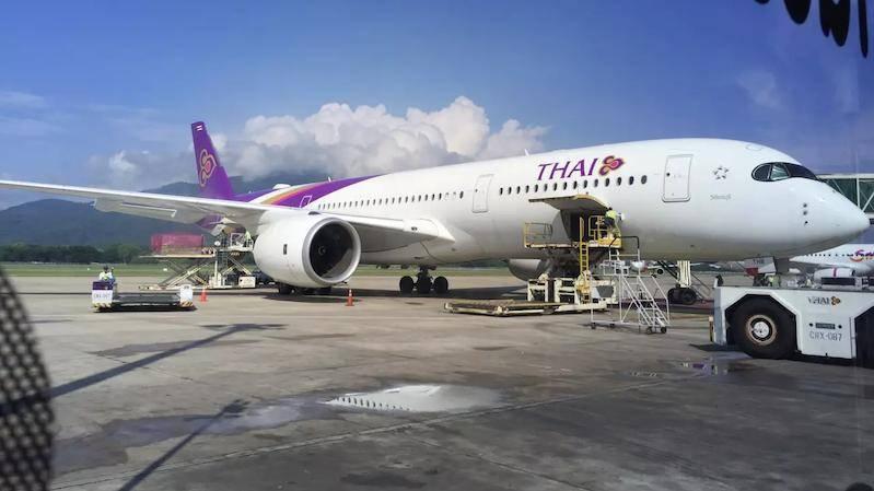 泰航将执飞运送首批中国疫苗入泰航班