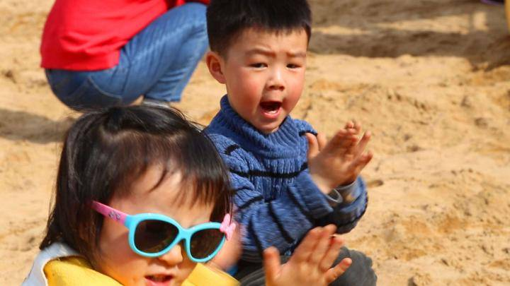 """除了看花玩水 重庆主城这些免门票亲子公园也适合""""遛娃"""""""
