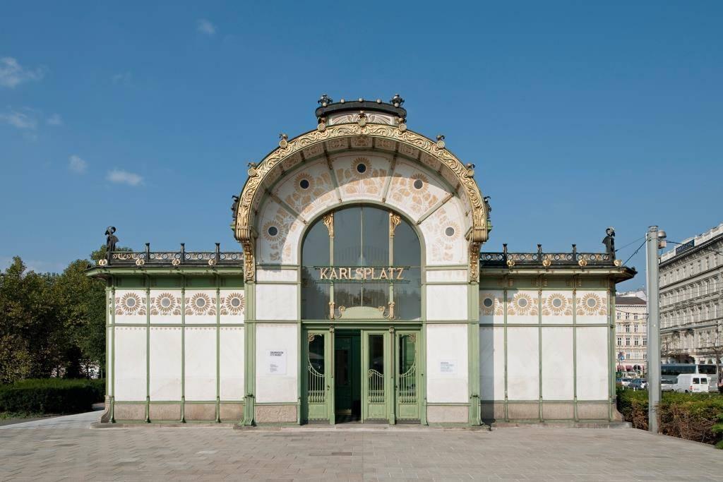 从工艺美术运动到分离派,探寻新形式的欧洲建筑师