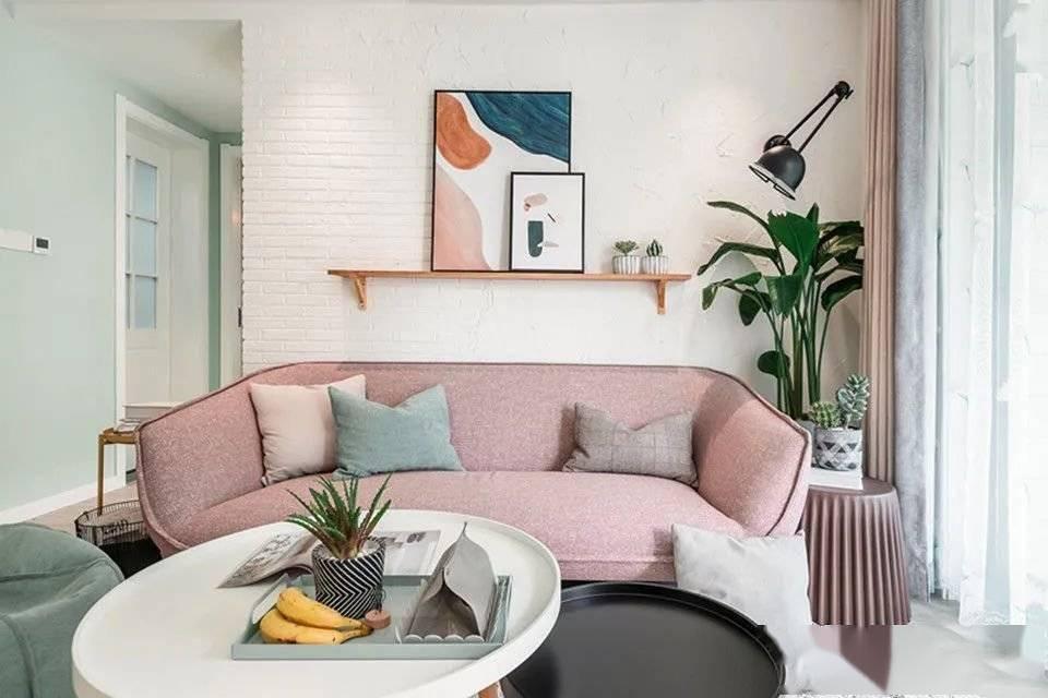 95平方简约北欧风三居室,这才是年轻人会喜欢的装修