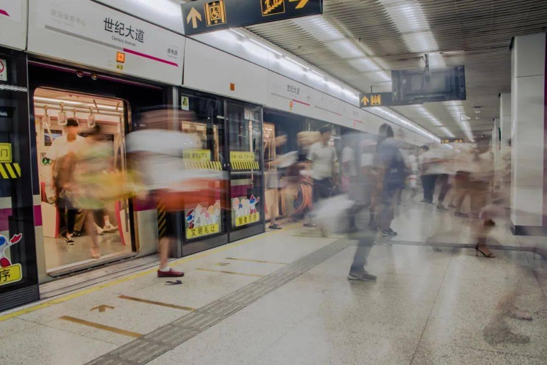 2020城市轨交客运量:上海跃居第一,成都领衔二线城市
