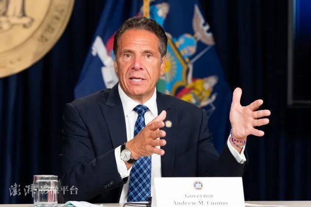 """""""抗疫英雄""""纽约州长人设崩塌:被指瞒报死亡人数、""""欺凌""""同事"""