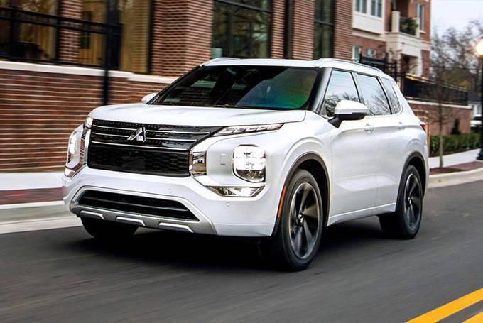 三菱的新欧蓝德将很快投入生产,在与琦君相同的平台上,或将配备1.5T发动机