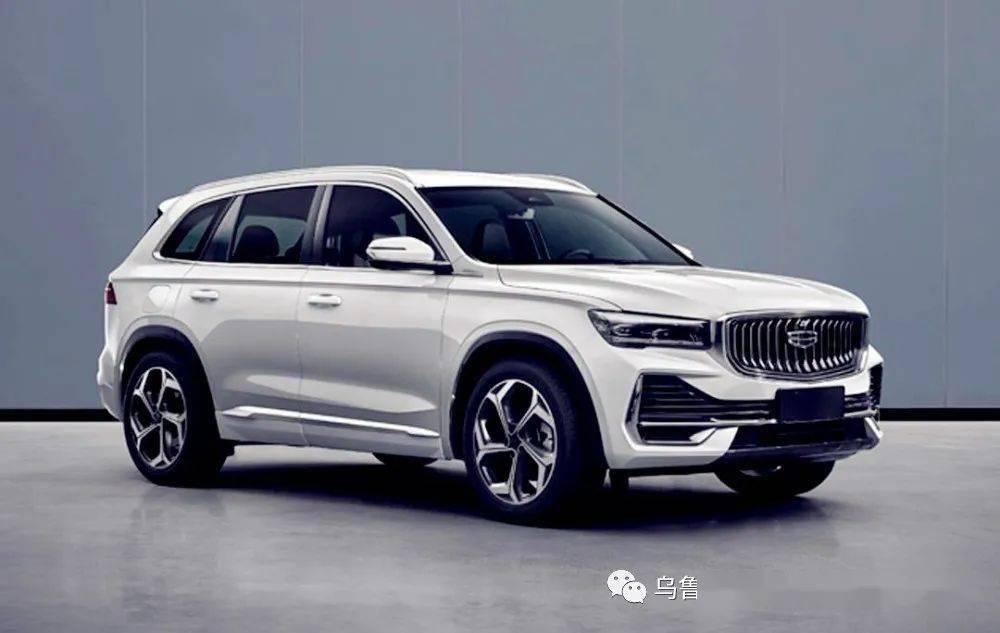 【新车快车】两款新国产中型SUV即将推出,吉利星月L对比长安UNI-K。