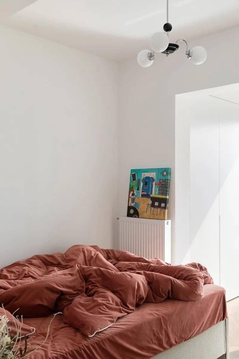 89㎡舒适小两居,百叶必赢APP窗+玻璃砖,比120㎡还通透