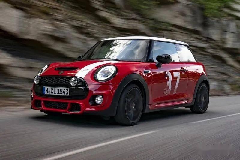 【非常有历史意义】Mini正式发布65 Patrick Hopkirk的限量,不要买车。