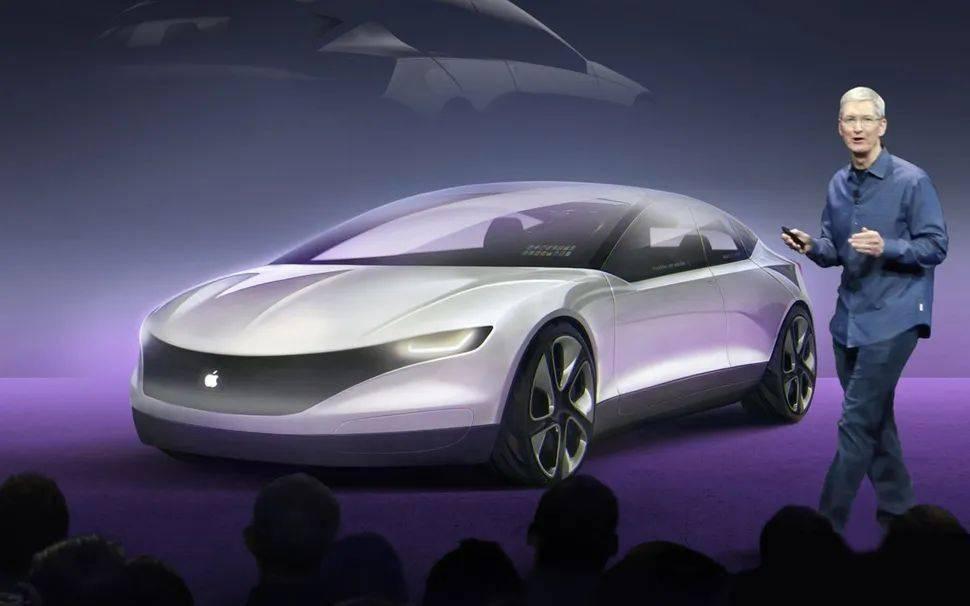 电动汽车的未来,特斯拉还是苹果?
