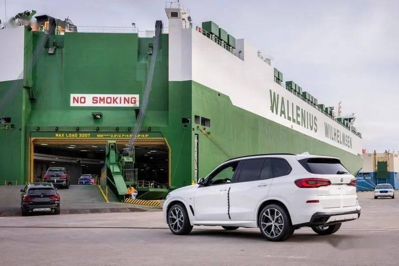 【汽车信息】宝马集团再次成为美国最大的汽车出口商