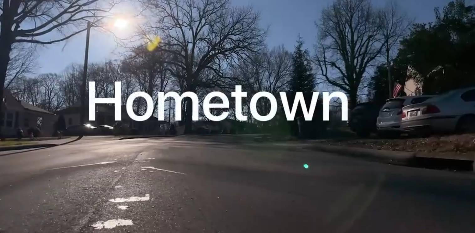苹果分享「用iPhone拍摄」全新视频-Hometown
