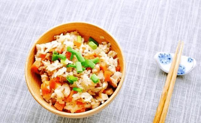 仅用电饭煲做的7道焖饭,不用炒菜也能吃一大碗!