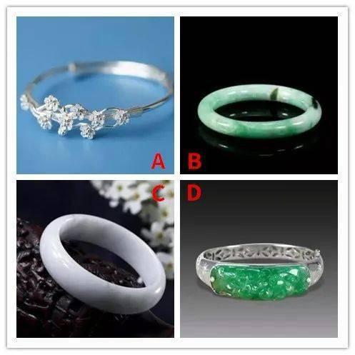 哪个风格的手镯你最喜欢?测测你的桃花运