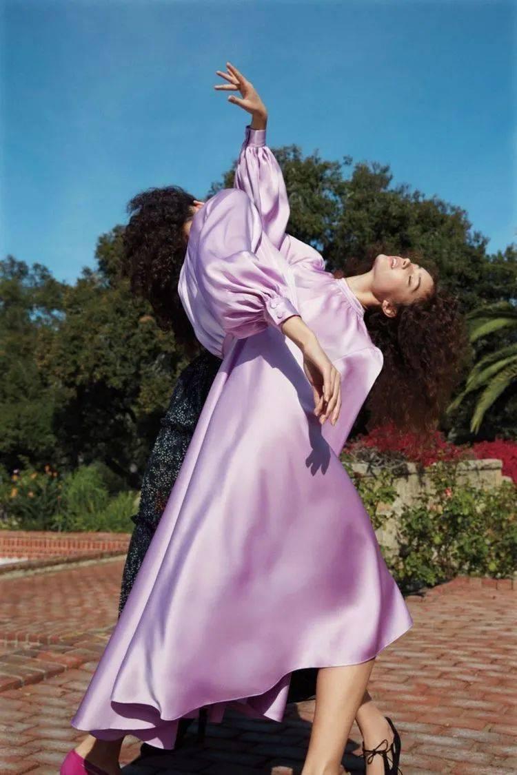 早春,想要一抹浪漫的香芋紫