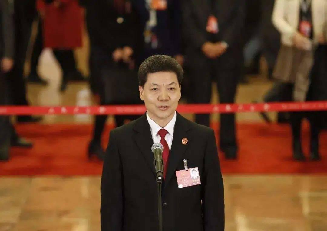 山东高院院长张甲天代表:全流程网上办案推动办案模式颠覆性转变