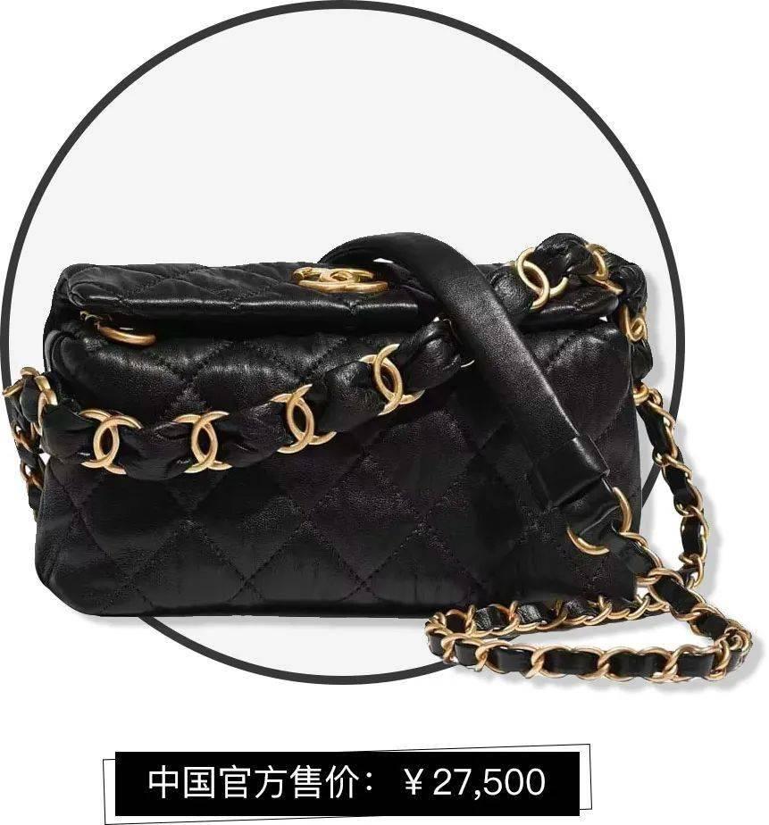 Chanel王炸包包来大盛娱乐袭,谁能坐得住?