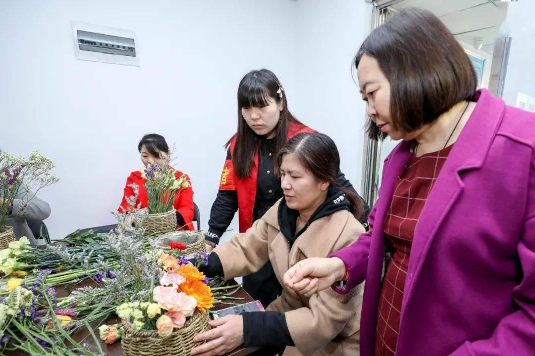 """【关注】市妇联:多元化服务打造""""温馨家园"""""""