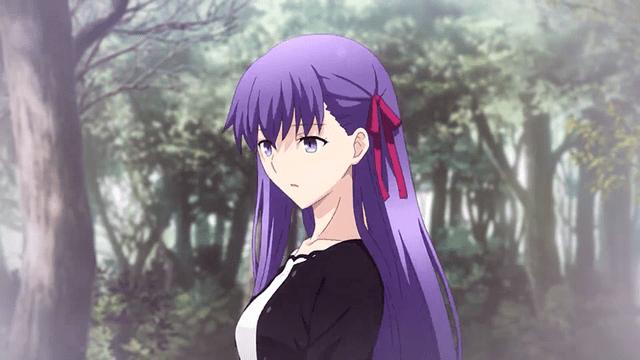 《Fate/stay night [HF] Ⅲ.春之歌》第三条故事线HF 特別上映企划告知映像公布