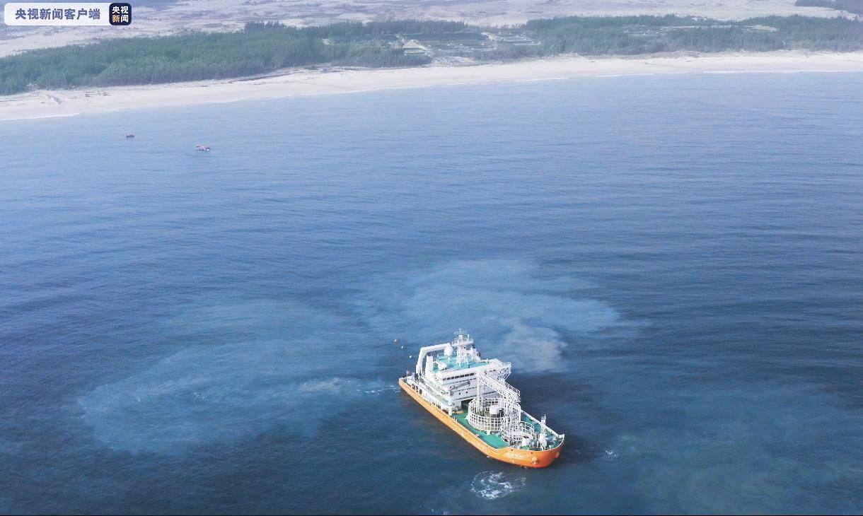 海南省第一条国际性海缆将于6月完工商业