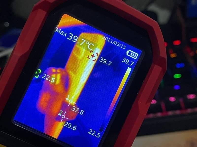 """自带""""固态""""速度直逼3Gbps!黑鲨4 Pro评测的照片 - 52"""