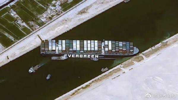 苏伊士运河一堵,美国连卫生纸都要短缺了
