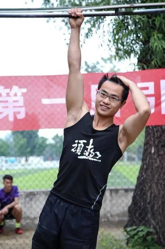 高能预警!!健身达人,邮苑学霸,奋斗的青春最精彩!