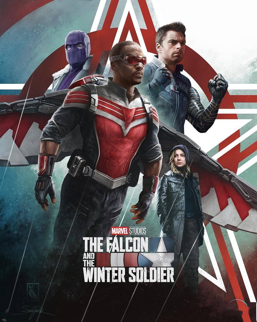 《猎鹰与冬兵》中除了新美队以外,其实还隐藏着另一个美国队长_赛亚