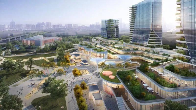 """范锐平王凤朝等市领导今天集体调研,第八次研究部署产业功能区建设,要加快形成四个""""共同体"""",支撑城市功能,提升城市能级"""