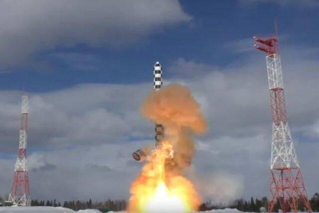 外媒:俄即将试射最强大洲际导弹,可撕碎现有任何反导系统