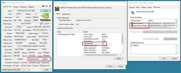 NVIDIA Resizable BAR 22款游戏加速实测:最高达20%  第2张