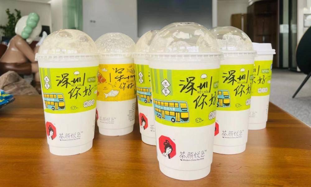 这家奶茶引爆深圳:超 5 万人排队、代购一杯 300 元,阿里、雷军要笑了