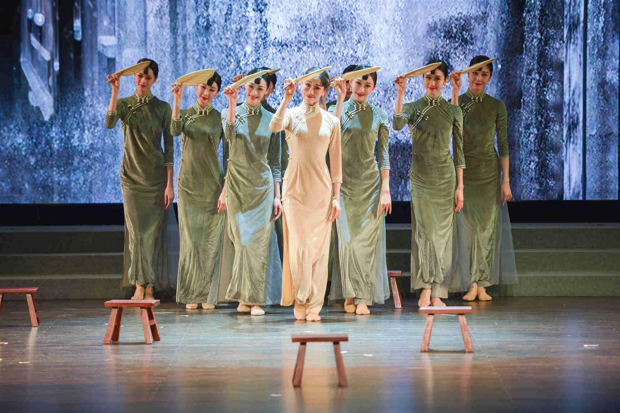 《渔光曲》亮相养老社区,上海歌舞团探索文艺团院惠民服务的新模式