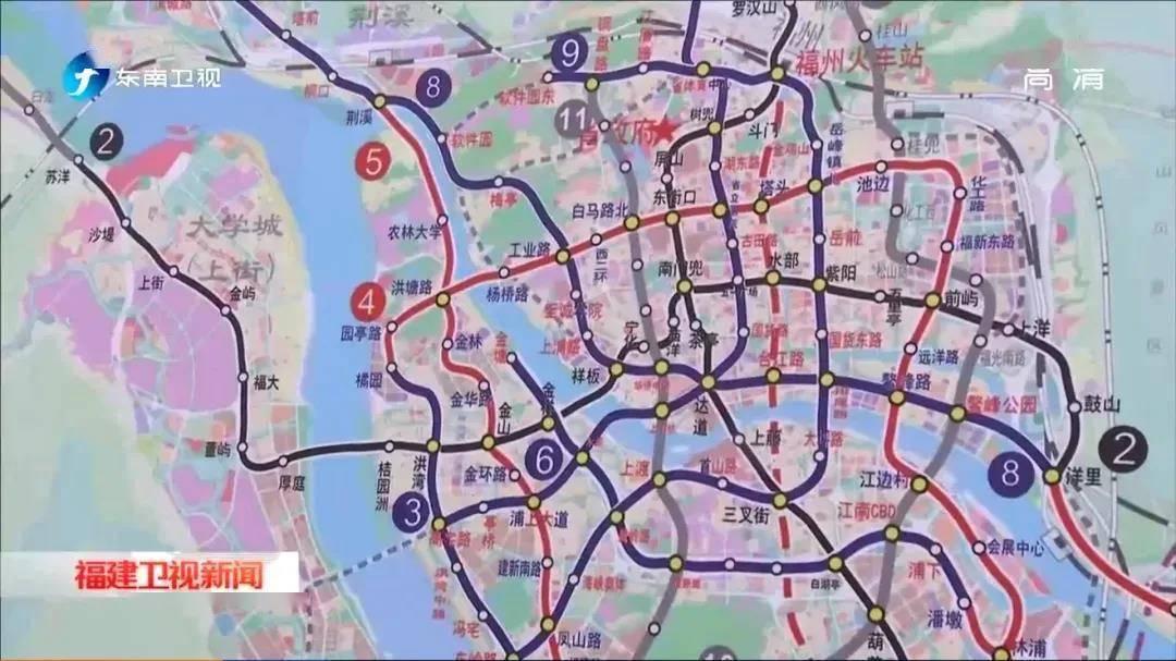 福州上榜中国十大最具投资价值城市 年度重点项目投资额2.37万亿  第3张