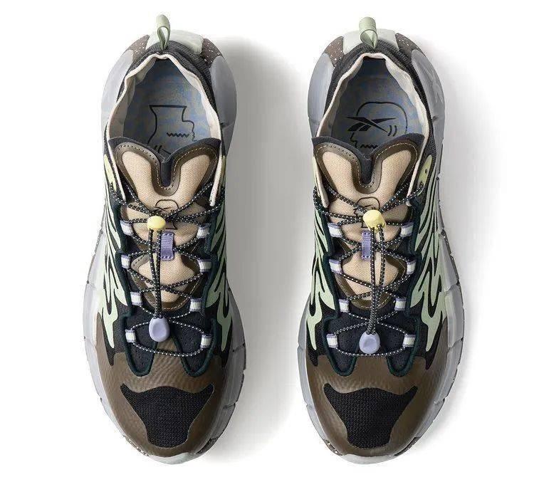 脑死亡 x Reebok新联名球鞋实物提前泄露 确认将限量发售! 爸爸 第9张