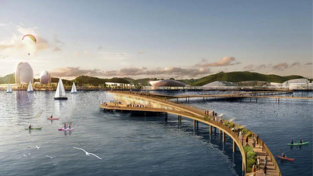 拆迁进度加快!珠海迎来新渔港!新沙滩、海上栈道...