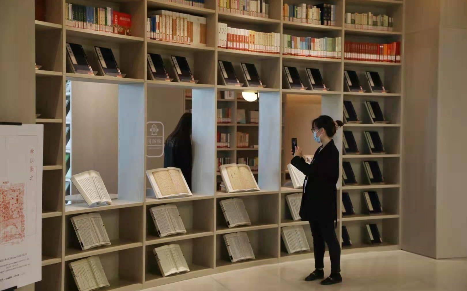 北京首家晓书馆在望京小街开馆3万册图书免费现场阅读插图1