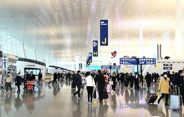 """武汉机场跨境电商进出口飙升,新的国内目的地创下""""历史新高"""""""